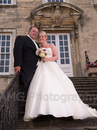 Emma & Matthew - Ledston Hall - 6th July 2013