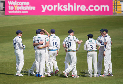 Yorkshire v Surrey - 8th May 2016