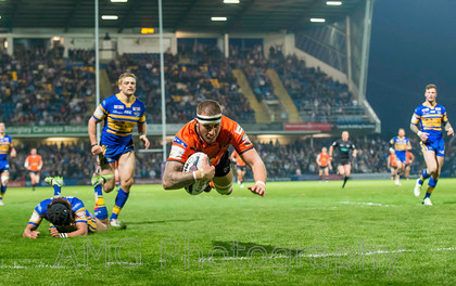 Leeds v Castleford - 12th May 2016