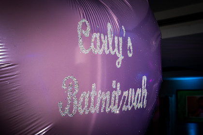 CARLY'S BATMITZVAH