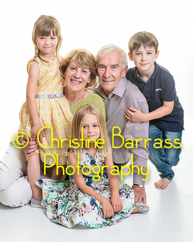 Barbara & Family
