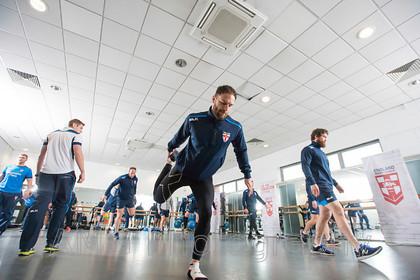 England EPS Training - 27th February 2017