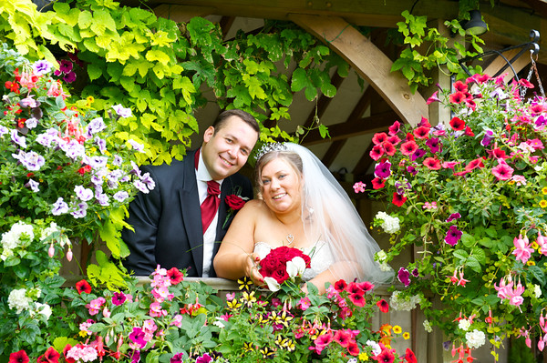 Lindsay and Gary 