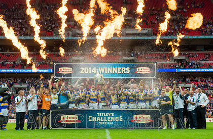Tetley's Challenge Cup Final - 23rd August 2014