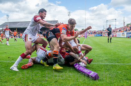 Castleford v Catalans - 10th July 2016