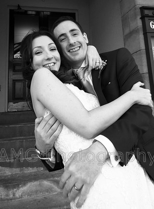 Anna & Tom's Wedding - 26th April 2014