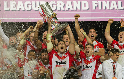 Super League Grand Final - 11th October 2014