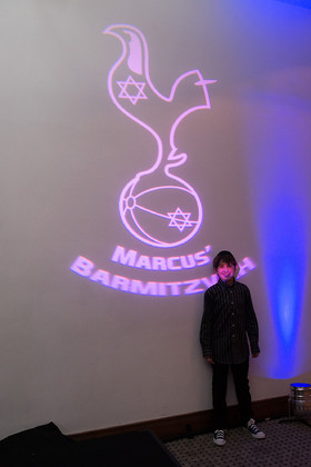 MARCUS' BARMITZVAH PARTY