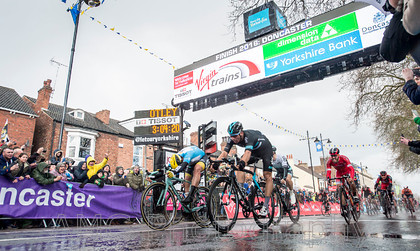 Tour de Yorkshire - Stage 2 - 30th April 2016