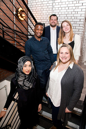 Yonder Consultancy New Staff Portraits & PR