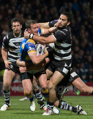 Leeds Rhinos v Widnes Vikings - 14th March 2014