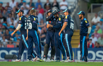 Yorkshire v Durham T20 - 20th July 2016