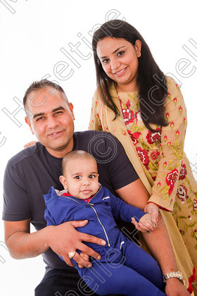 Hussain Family Portraits