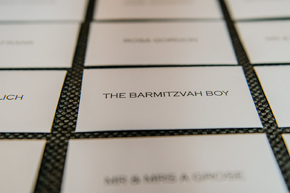 ETHAN'S BARMITZVAH PARTY