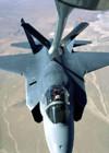001107-F-0000R-003   Bob Jr   Keywords: aircraft, joint strike fighter, kc-135, stratotanker, test mission, x-35a