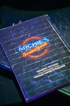 ARCHIE'S BARMITZVAH