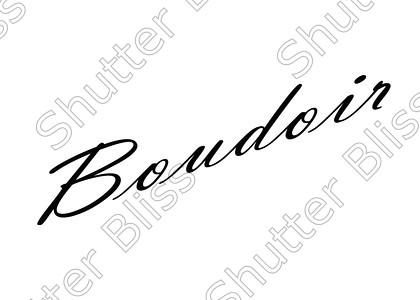 Andrea's Boudoir
