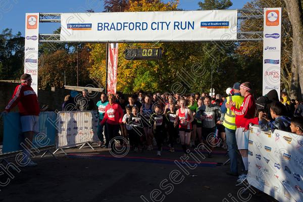 Bradford City Run 2010