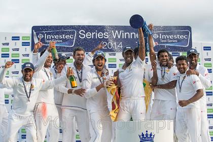 England v Sri Lanka - 24th June 2014