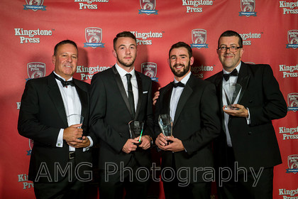 Kingstone Press Awards - 30th September 2014